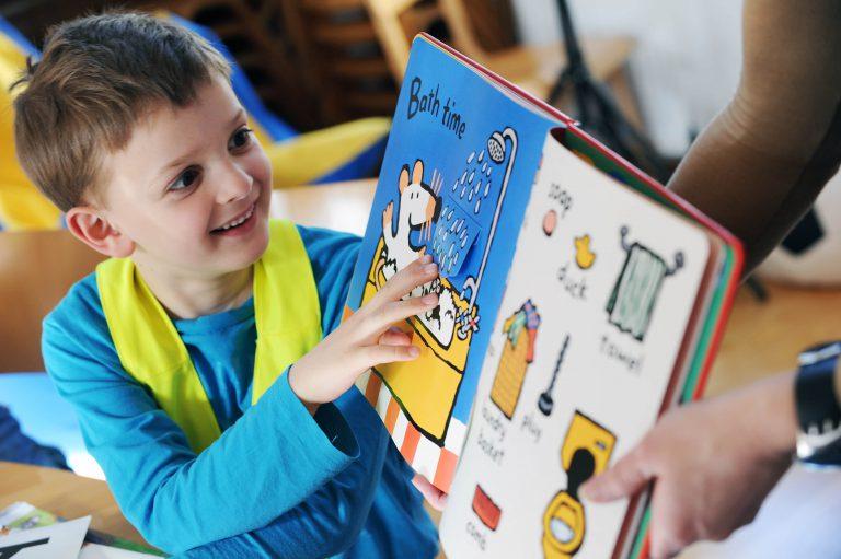 ucenje tujih jezikov za otroke
