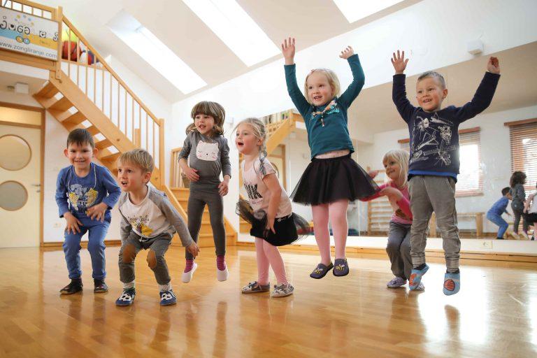tecaj plesa za otroke