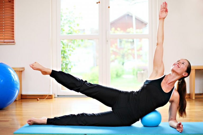 pilates za zenske prilagojeni treningi