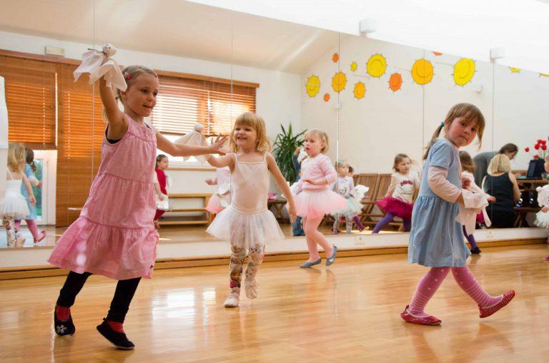 ples za otroke