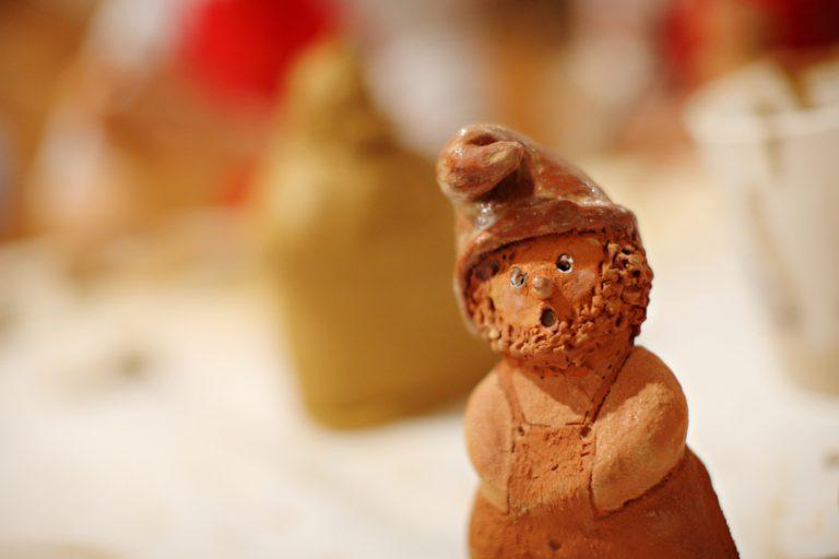 oblikovanje gline za otroke