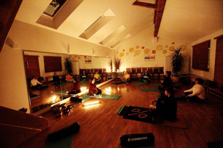 joga za zenske vadba