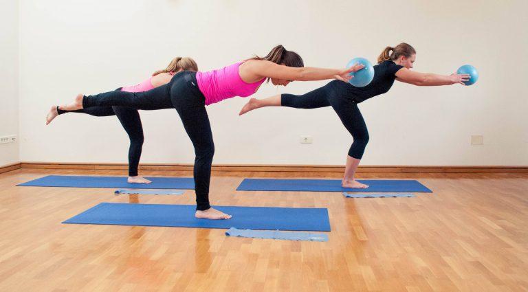 vadba za zenske brezovica