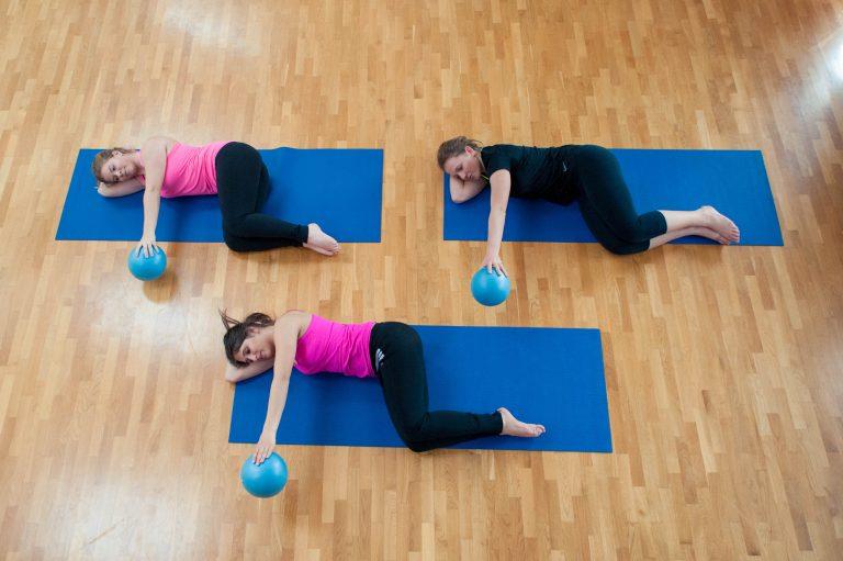 vadba za hrbtenico ljubljana