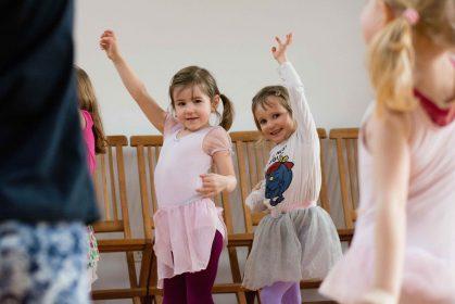 ples za otroke inimini